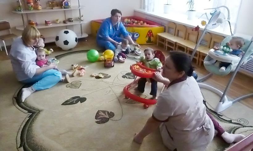Дом малютки брянская область