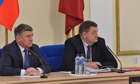 Проект постановления Правительства области «О планировании...»