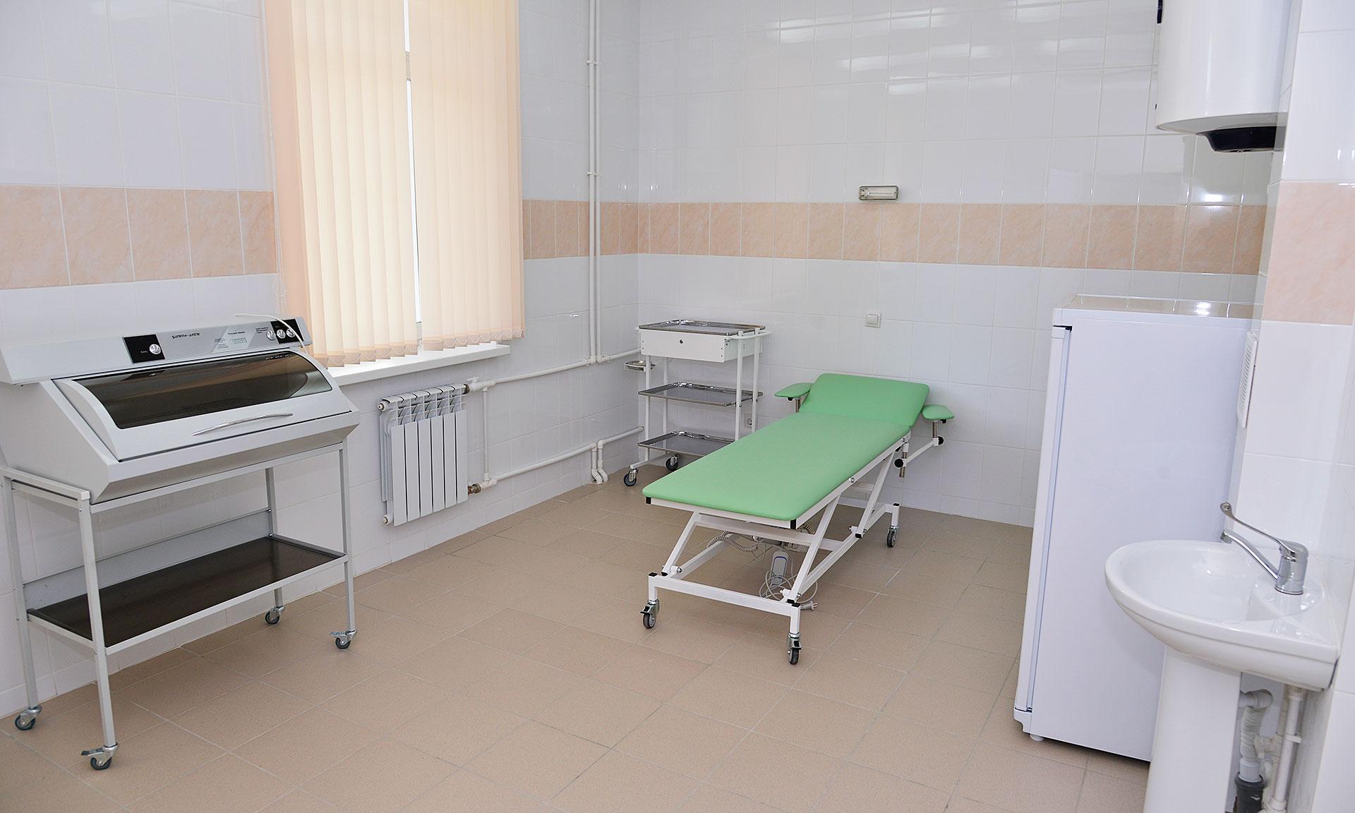 Детская поликлиника в городе дивногорске