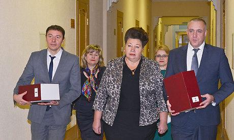 ВБрянскую облдуму внесен проект бюджета на последующий год