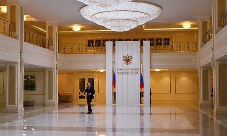 ВСовете Федерации начались дни Брянской области