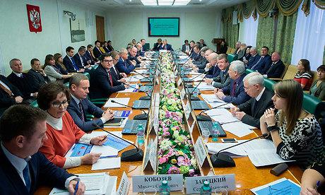 Сенаторы посоветовали начать реконструкцию аэропорта «Брянск» в 2017г.