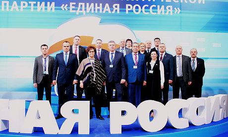Андрей Воробьёв переизбран вВысший совет «Единой России»