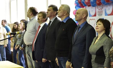 14 брянских компаний отправили свои команды наспартакиаду трудящихся