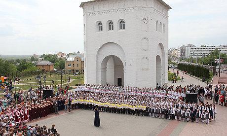 Новый Уренгой присоединится кпразднованию Дня славянской письменности икультуры