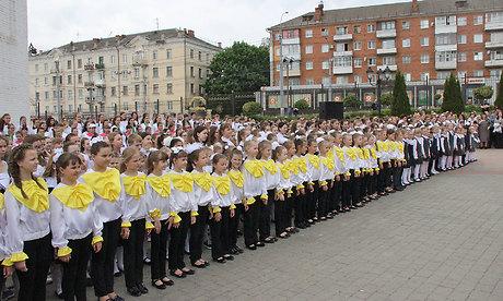 ВНовом Уренгое коДню славянской письменности состоится хоровой концерт