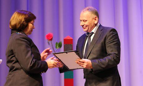 Владимир Путин поздравил таможенников спраздником