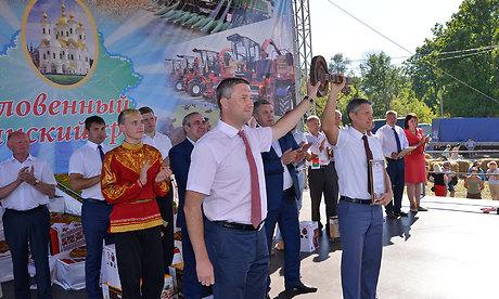 ВБрянске отшумела «Свенская ярмарка-2017»: фоторепортажБТ