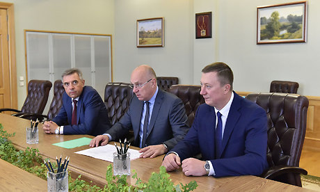 ВБрянске назначен новый глава  управления ФСБ