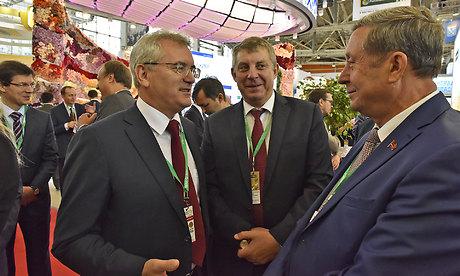 Челябинская область подготовила три проекта квсероссийской выставке «Золотая осень»