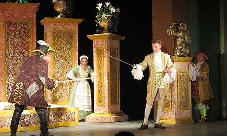 Артисты брянских театров получили высокую оценку