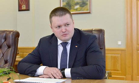 Александр Богомаз встретился с управлением АО «Мальцовский портландцемент»