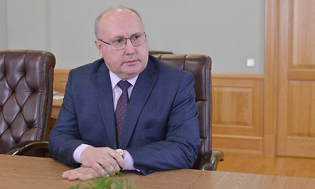 Александр Богомаз встретился сдиректором брянского завода «Электродеталь»