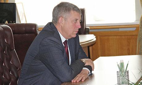 Состоялась рабочая встреча губернатора Александра Богомаза итеатроведа Евгении Розановой