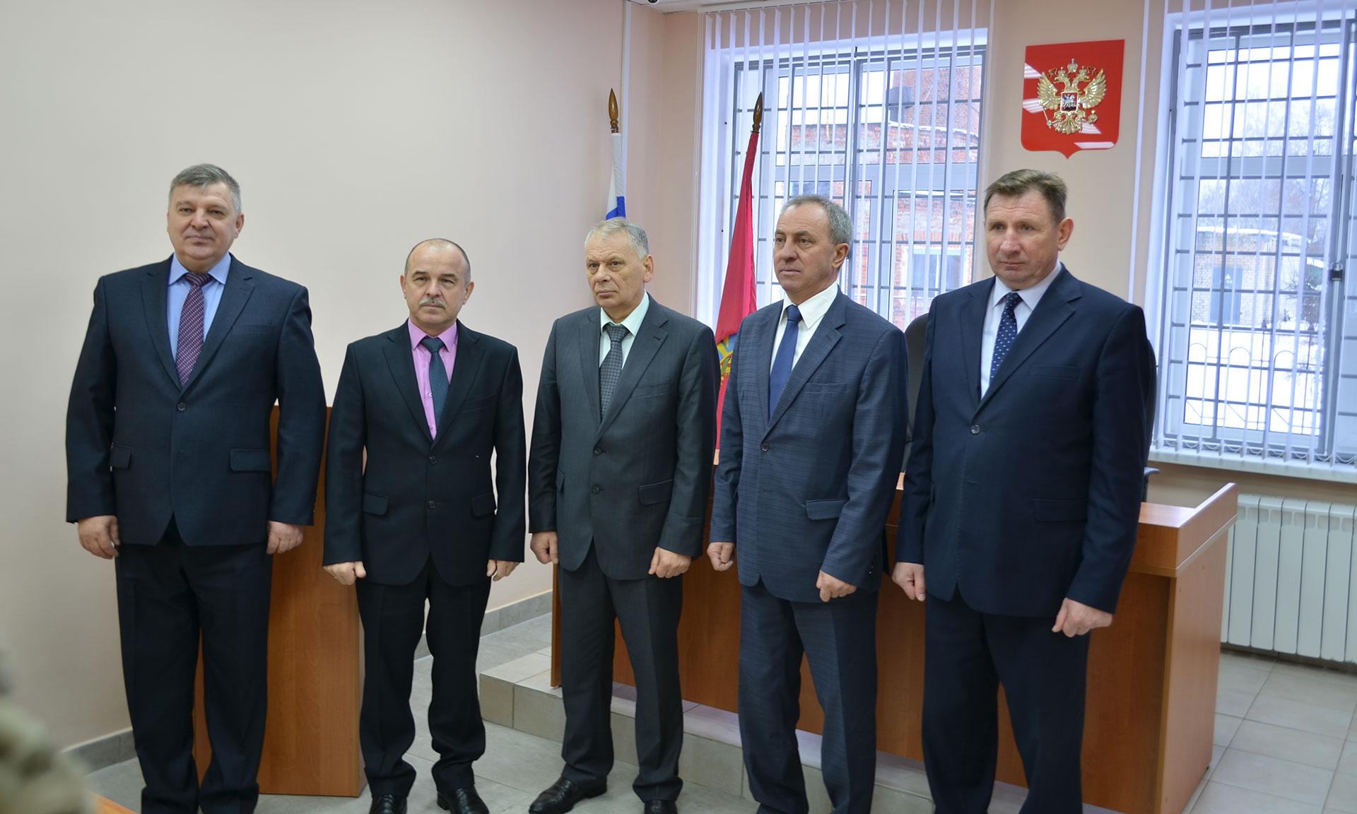 суражский районный суд брянской области