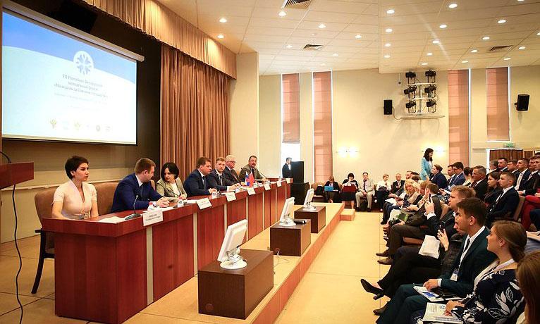 На VI форуме регионов России и Беларуси обсудили особенности культурного сотрудничества Брянской области и регионов Республики Беларусь