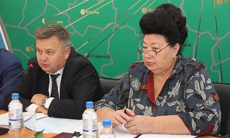 Состоялось заседание Совместной рабочей группы по сотрудничеству Брянской области и Республики Беларусь