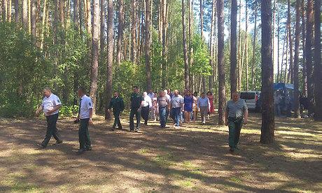 Делегация управления лесами Брянской области приняла участие в международном семинаре